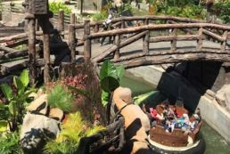 Interlink's Gojang Gajing Rapid River Saloka Park Indonesia