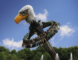 Interlink Eagle Topple Tower Used Ride
