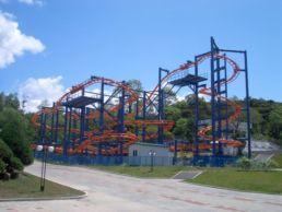 Interlink Used Ride Volare Roller Coaster
