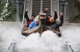 interlink super flume water ride ireland