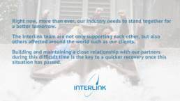 Interlink Solidarity post