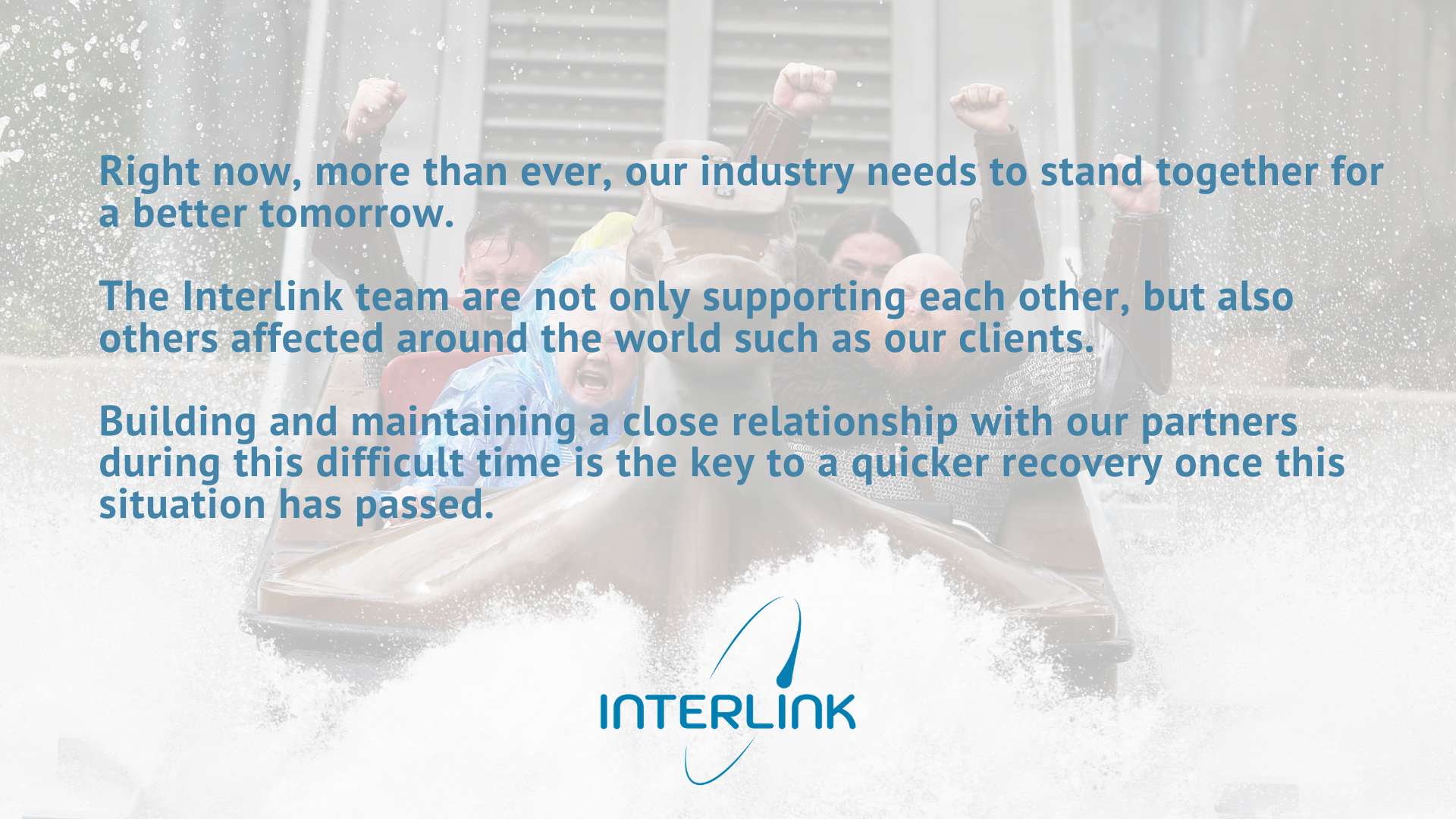 Interlink Solidarity post