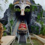 Viking Voyage boat lift Tayto Park