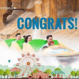 Interlink Congrats
