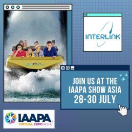Interlink Post : IAAPA Virtual Expo Asia 2020