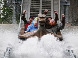 Tayto Park Viking Voyage Splash