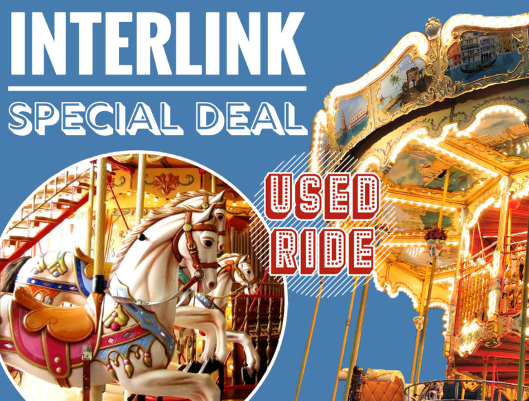 Interlink Used Ride : Special Deal Carousel