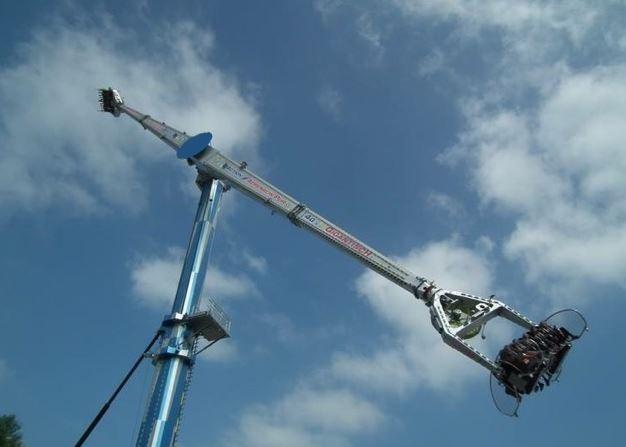 Interlink Used Ride : Turbine Arm AE131