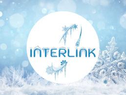 Interlink winter logo