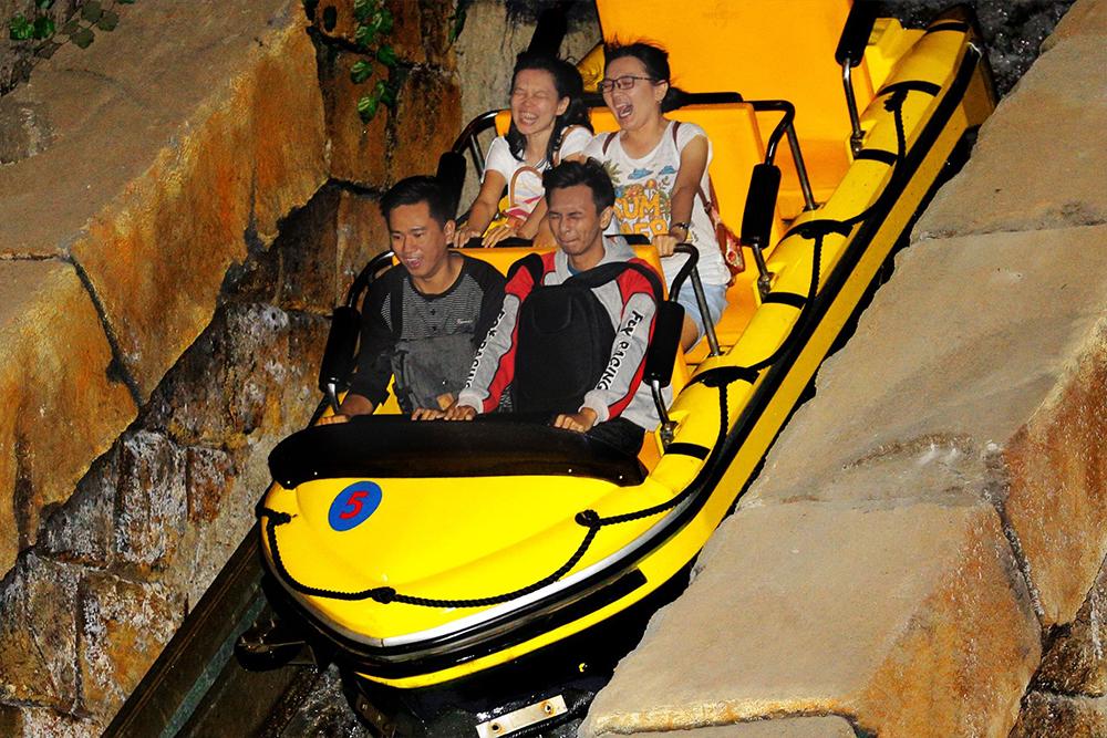 Interlink New Ride : Superflume Wahana Jelajah at Trans Studio Bandung 16