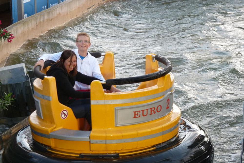 Interlink New Ride : Rapid River Rio Bravo at Europark Vias 13