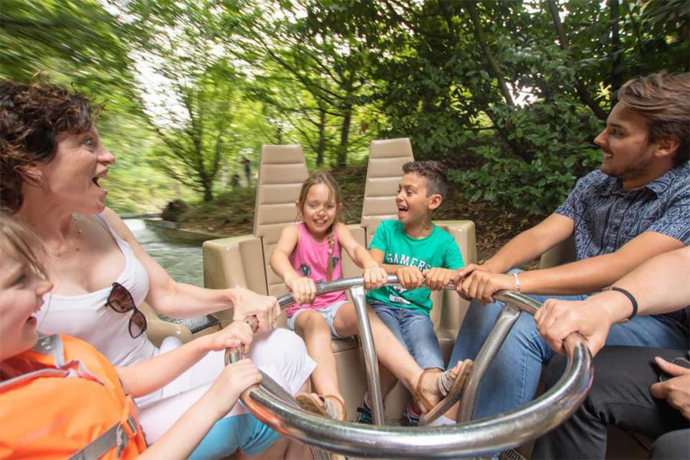 Interlink New Ride : Dino Raft at Walygator Park 18