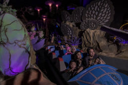 Dino Action Superflume Dark Ride