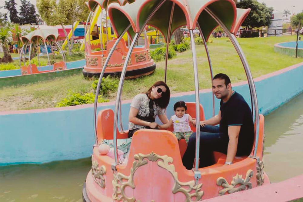 Interlink New Ride : Spin Boat La Riviere Enchantée at Hannibal Park Soukra
