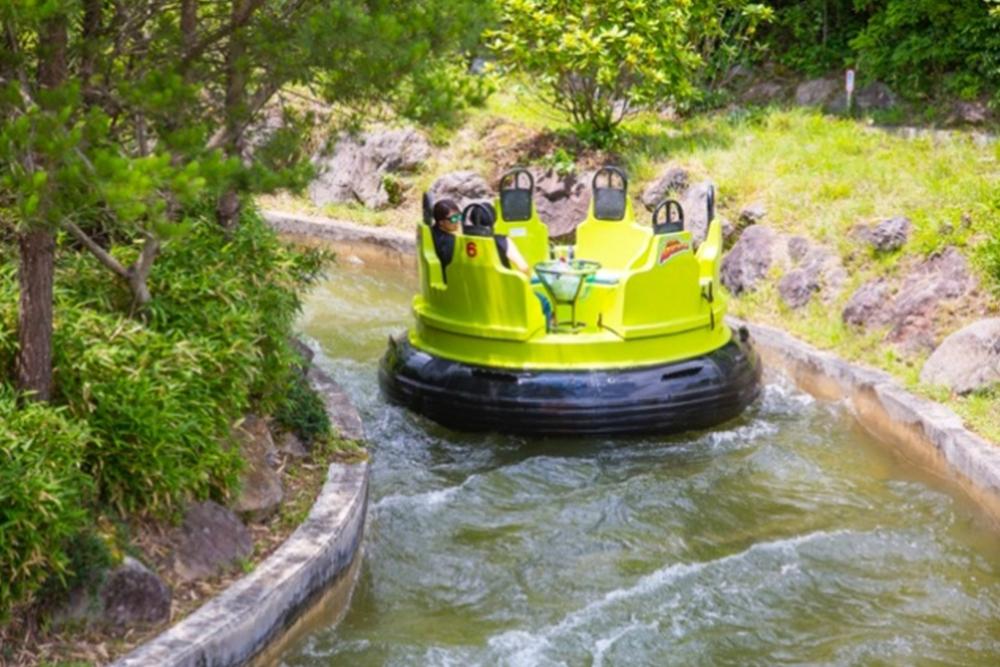 Interlink New Ride : Rapid River Adventure at Nasu Highland Park 4