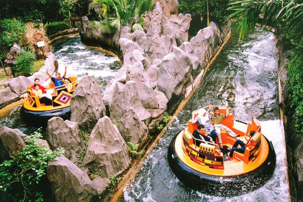 Interlink New Ride : Grand Canyon River Rapids at Sunway Lagoon 4