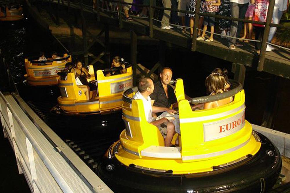 Interlink New Ride : Rapid River Rio Bravo at Europark Vias 3