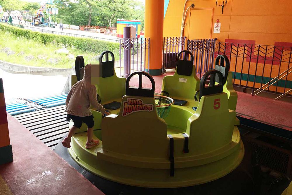 Interlink New Ride : Rapid River Adventure at Nasu Highland Park 3