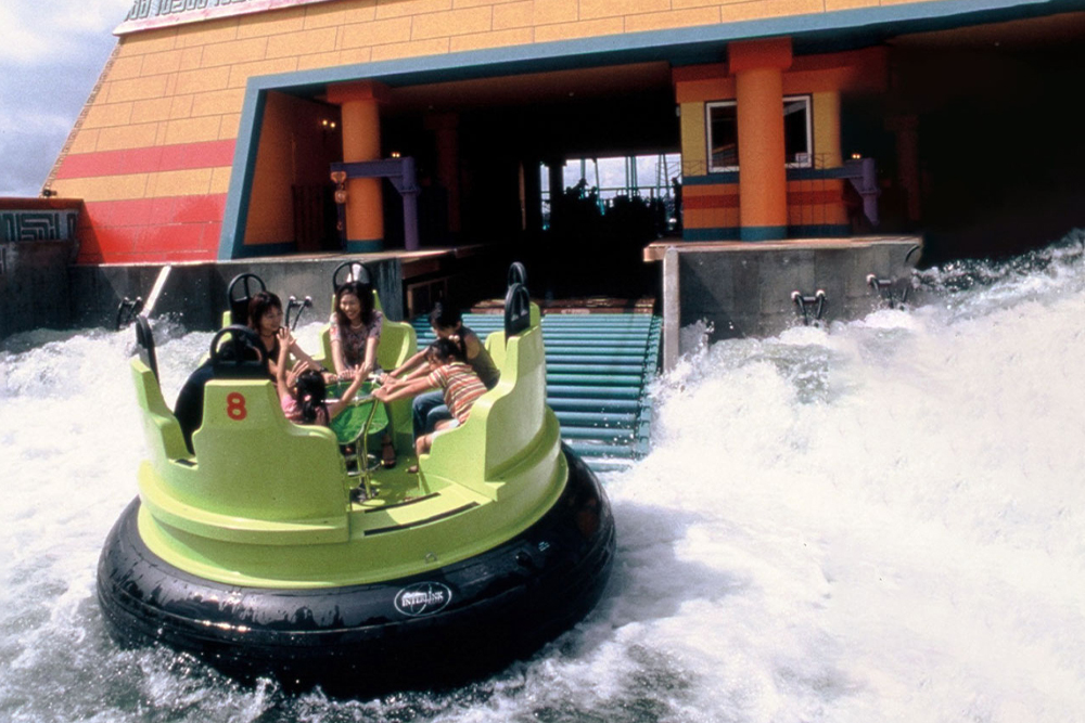 Interlink New Ride : Rapid River Adventure at Nasu Highland Park 2