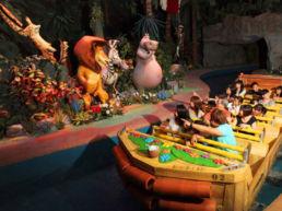 Madagascar: A Crate Adventure at Universal Singapore