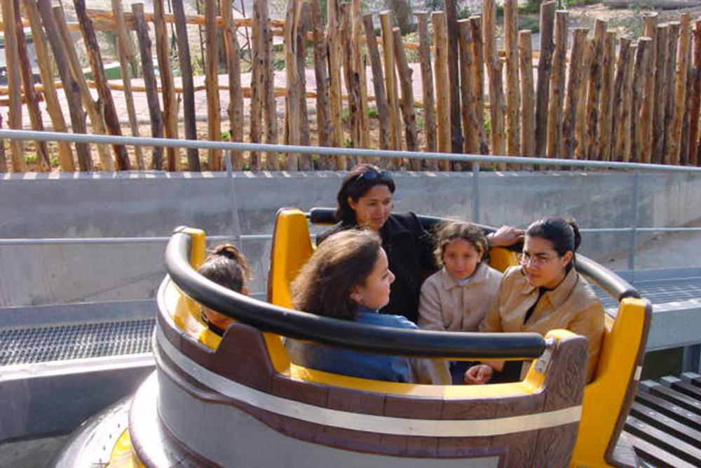 Interlink New Ride : Rapid River at Hannibal Park Soukra Tunisia 8