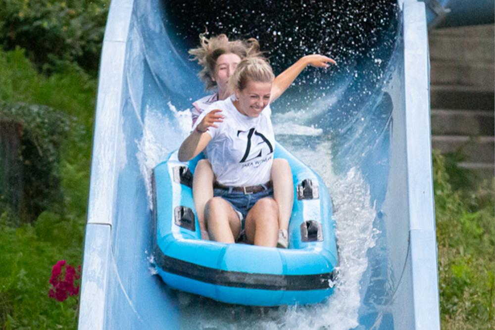 Interlink New Ride : Aquafury Aquasplash at Ange Michel Park 7