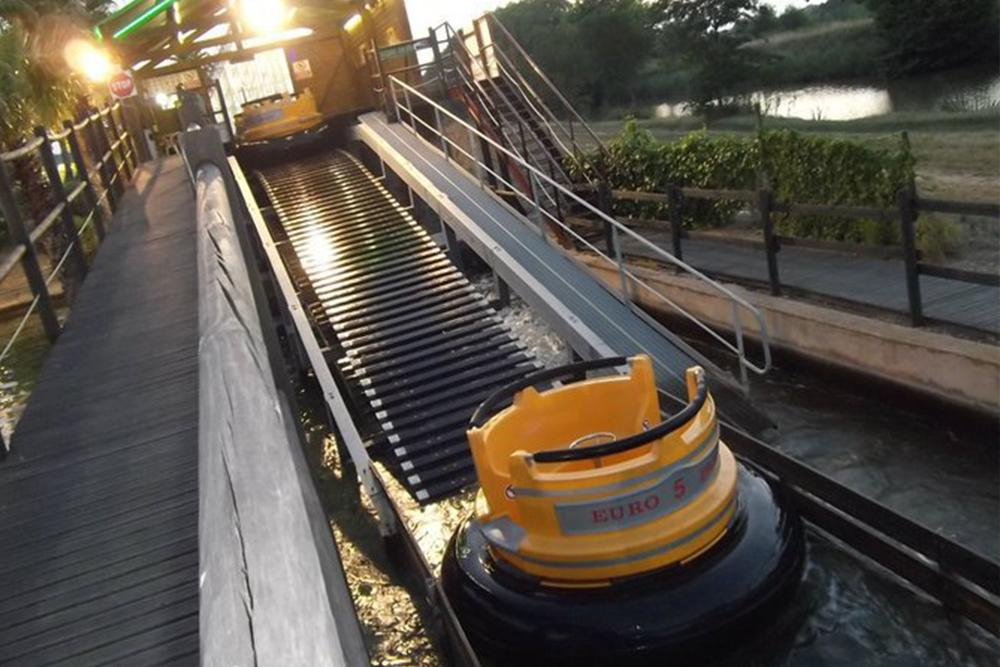 Interlink New Ride : Rapid River Rio Bravo at Europark Vias 12