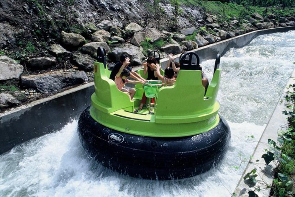 Interlink New Ride : Rapid River Adventure at Nasu Highland Park 10
