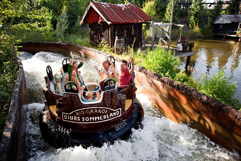 Interlink New Ride : Rapid River Rio Grande at Djurs Sømmerland 6