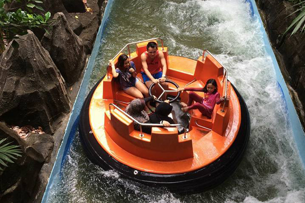 Interlink New Ride : Grand Canyon River Rapids at Sunway Lagoon 12