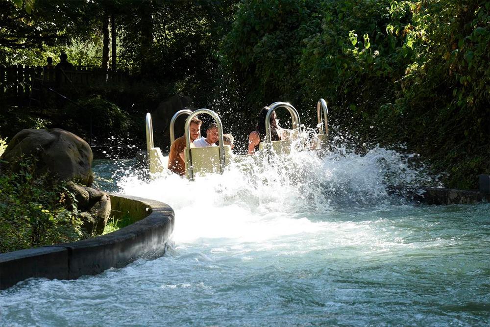 Interlink New Ride : Dino Raft at Walygator Park 17