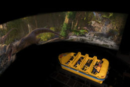 Immersive Tunnel Section Superflume Jurassic Island