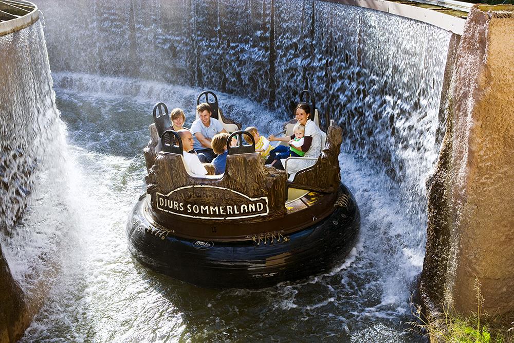 Interlink New Ride : Rapid River Rio Grande at Djurs Sømmerland 5