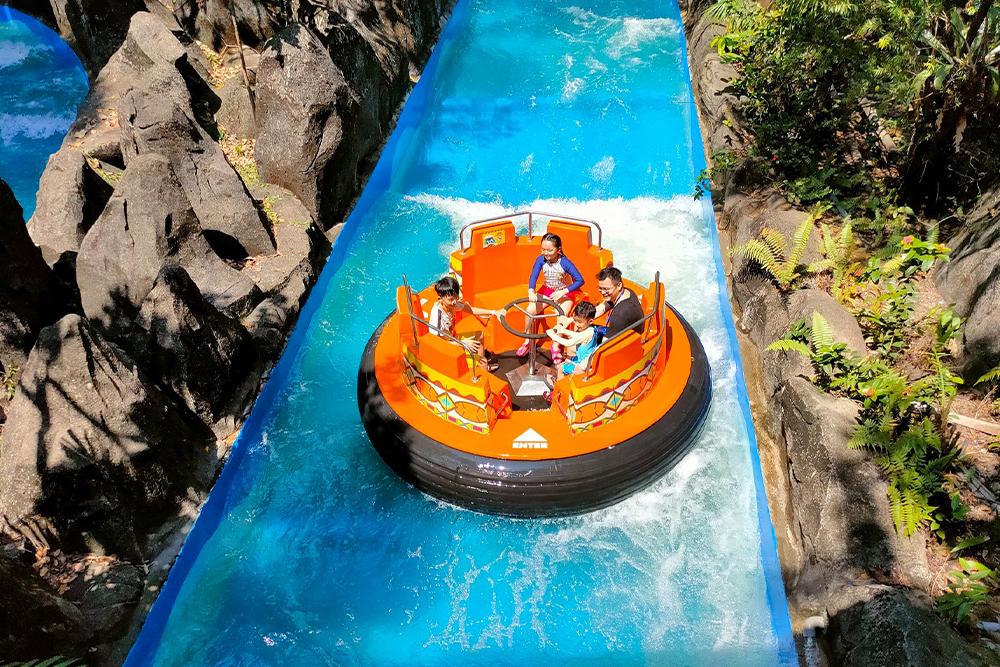 Interlink New Ride : Grand Canyon River Rapids at Sunway Lagoon 11