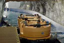 Trans Studio Bali Rapid River Ride Interlink