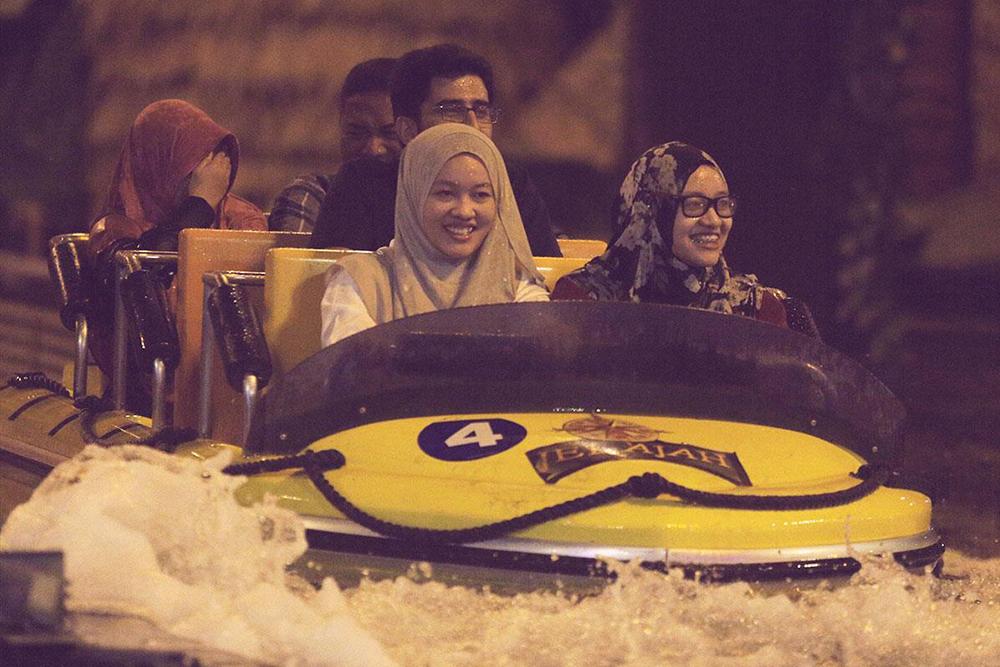 Interlink New Ride : Superflume Wahana Jelajah at Trans Studio Bandung 13