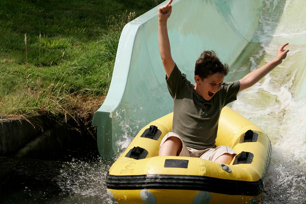 Interlink New Ride : Aquafury Aquasplash at Ange Michel Park 5