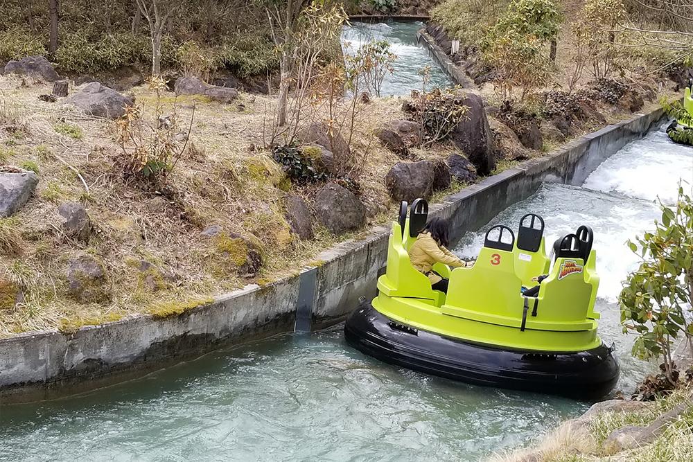 Interlink New Ride : Rapid River Adventure at Nasu Highland Park 8