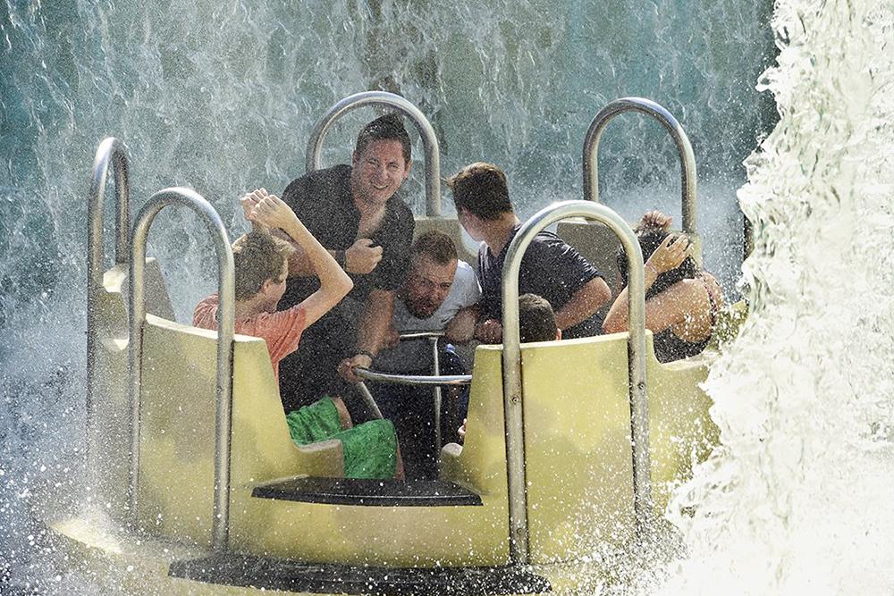 Interlink New Ride : Dino Raft at Walygator Park 15