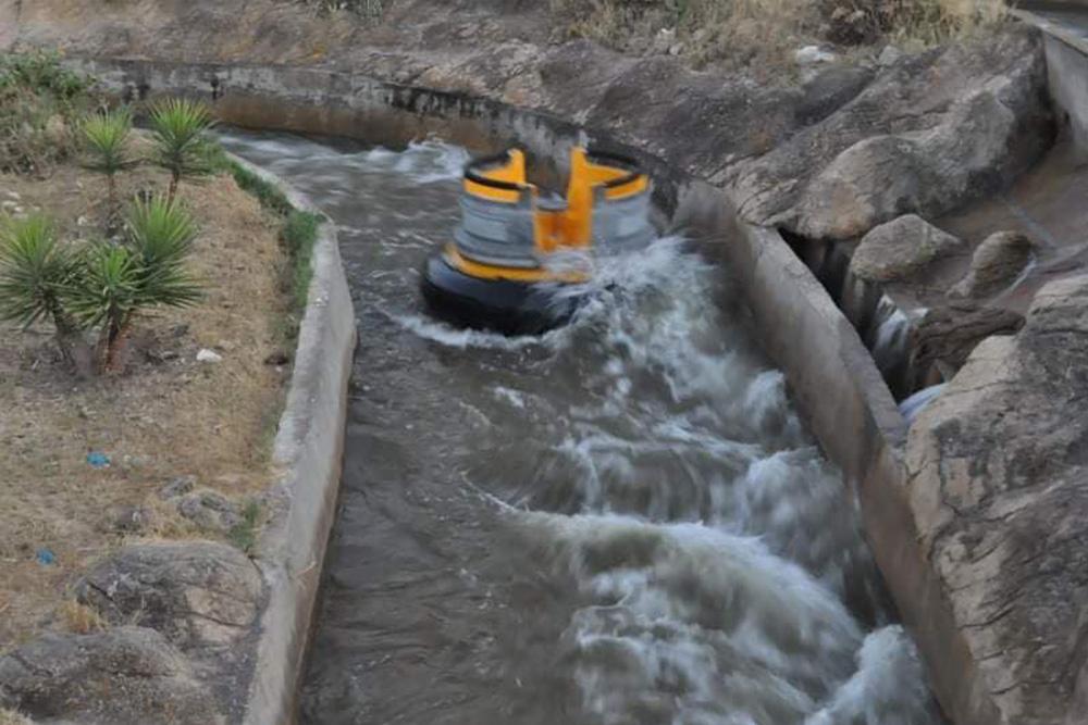 Interlink New Ride : Rapid River at Hannibal Park Soukra Tunisia 5
