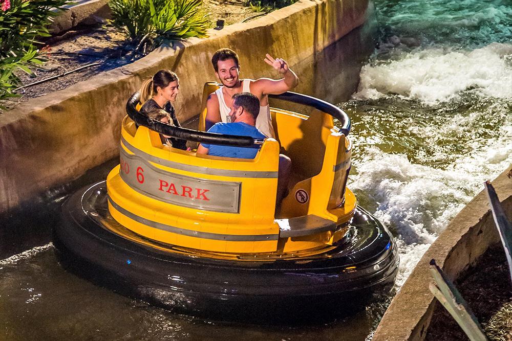 Interlink New Ride : Rapid River Rio Bravo at Europark Vias 9