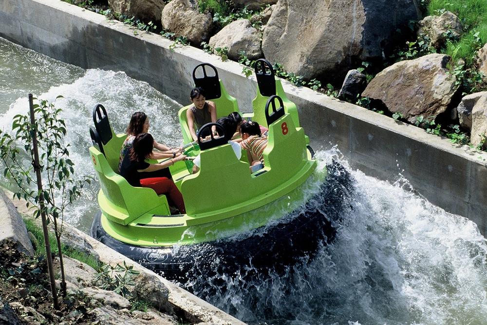 Interlink New Ride : Rapid River Adventure at Nasu Highland Park 7