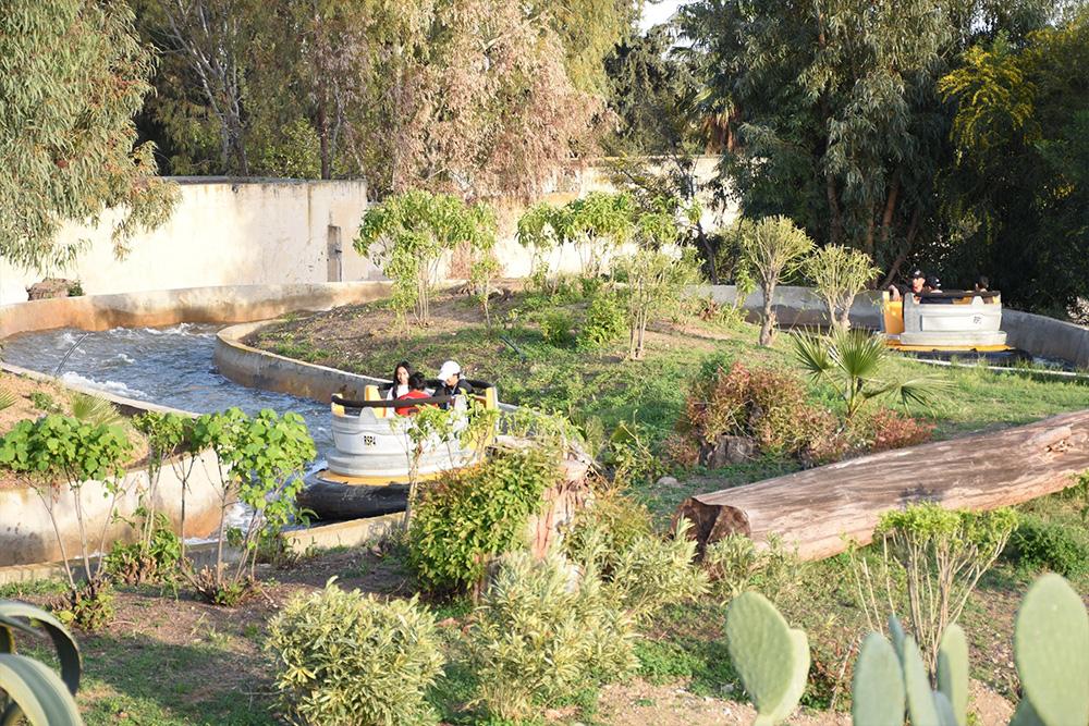 Interlink New Ride : Rapid River at Hannibal Park Soukra Tunisia 4