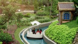 Interlink Spin Boat Ride Saloka Park