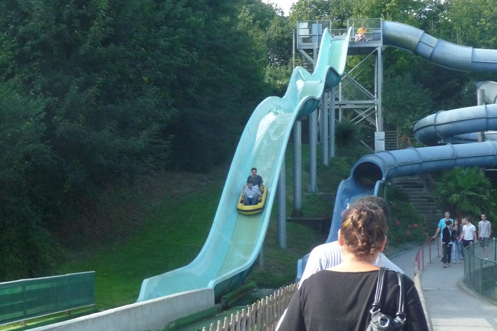 Interlink New Ride : Aquafury Aquasplash at Ange Michel Park 3