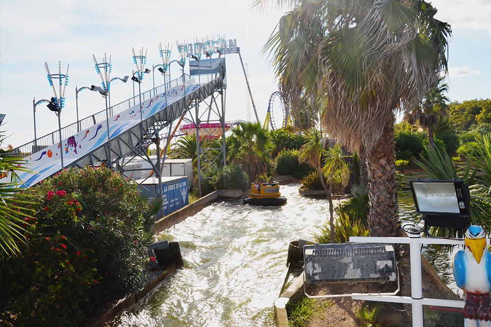 Interlink New Ride : Rapid River Rio Bravo at Europark Vias 8