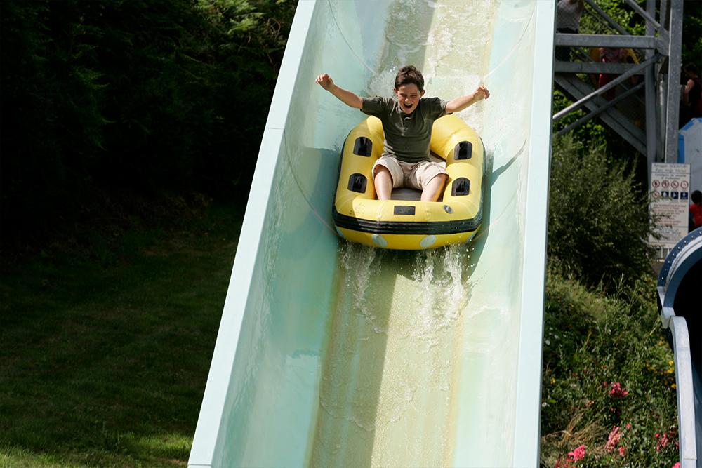 Interlink New Ride : Aquafury Aquasplash at Ange Michel Park 2