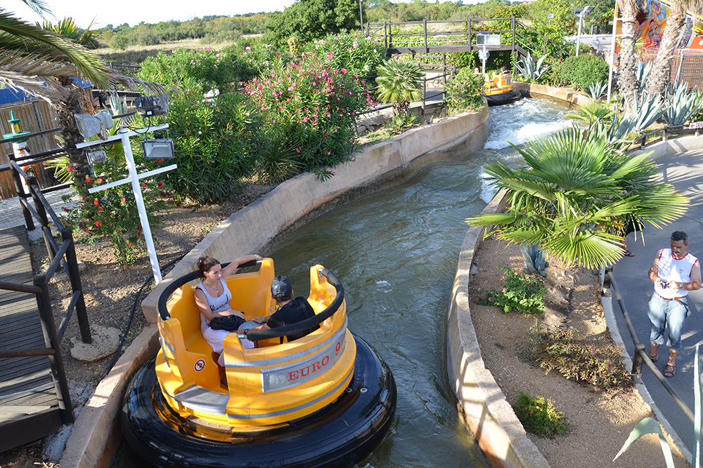 Interlink New Ride : Rapid River Rio Bravo at Europark Vias 7