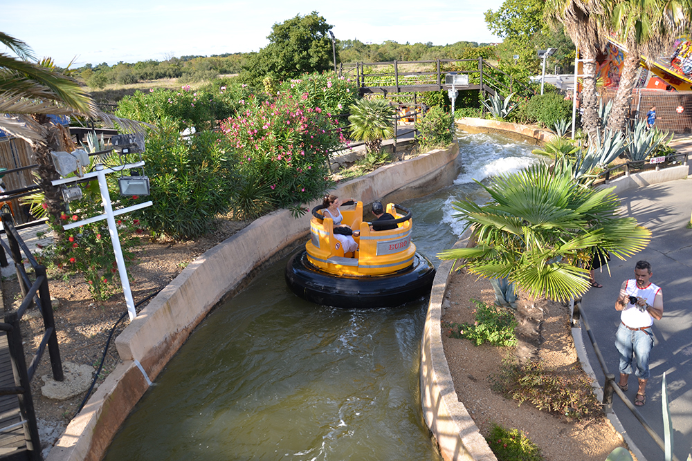 Interlink New Ride : Rapid River Rio Bravo at Europark Vias 6