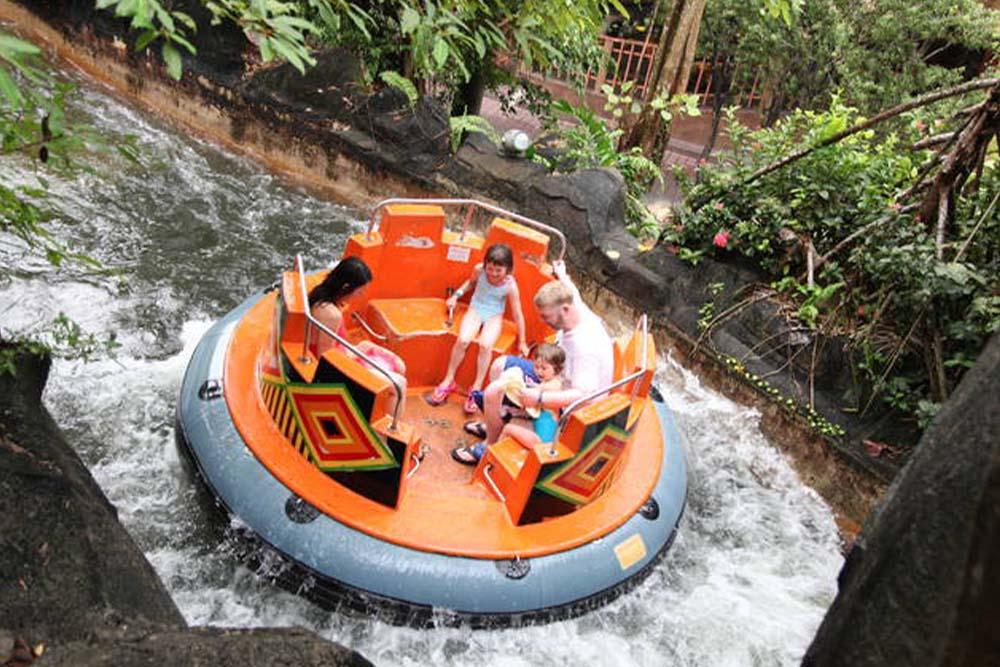 Interlink New Ride : Grand Canyon River Rapids at Sunway Lagoon 6